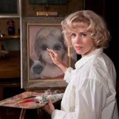Big Eyes: η νέα ταινία του Tim Burton!