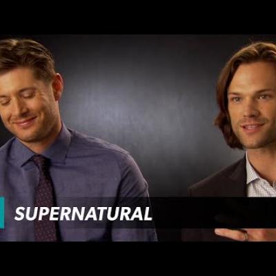 Οι πρωταγωνιστές του Supernatural αποκαλύπτουν πως θα ήθελαν να τελειώσει η σειρά!