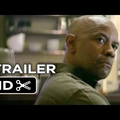 Δεύτερο trailer για το Equalizer με τον Denzel Washington!
