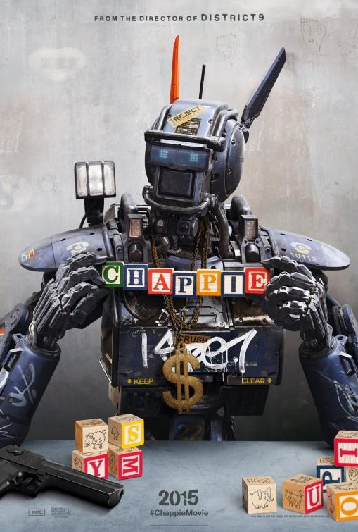 Chappie (2015) – Είναι παιδί θαύμα, είναι ρομπότ