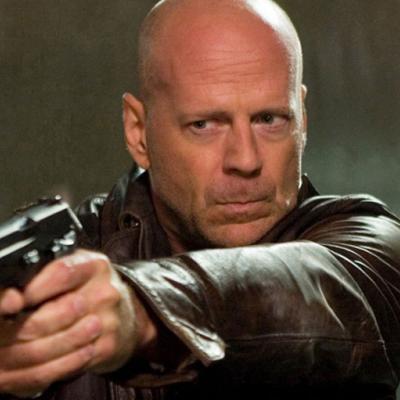 Ο Bruce Willis ετοιμάζεται για το «Bandits»