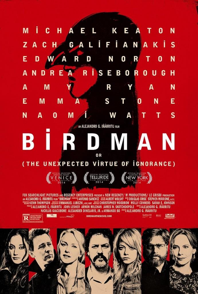 Birdman (2015) – H Απρόσμενη Αρετή της Αφέλειας
