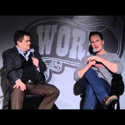 Ο Patton Oswalt και ο Patrick Wilson σχολιάζουν το «Watchmen»