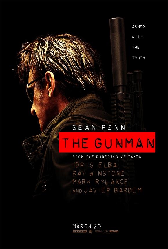 The Gunman (2015) – O Sean Penn στα βήματα του Liam Neeson