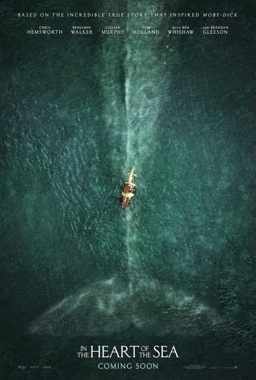 In the Heart of the Sea (2015) – Το θαλάσσιο κύτος και η μάχη για την επιβίωση