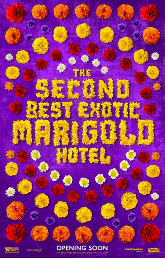 The Second Best Exotic Marigold Hotel (2015) – Η αισιοδοξία συνεχίζεται
