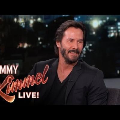 O Keanu Reeves για το Speed 2