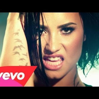 Confident - Το νέο βιντεο κλιπ της Demi Lovato