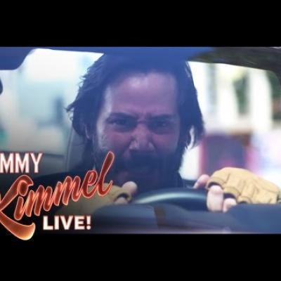 Ο Keanu Reeves σατιρίζει τα «Fast & Furious» και «Speed»