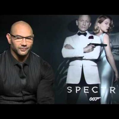 Ο Dave Bautista αποκαλύπτει τον αγαπημένο του James Bond