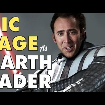 Αν ο Nicolas Cage ήταν ο Darth Vader