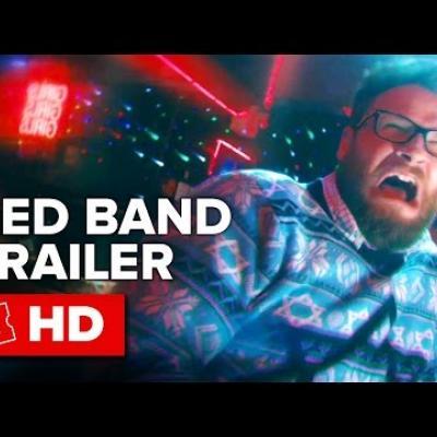 Ακόμα ένα red band trailer για το «The Night Before»