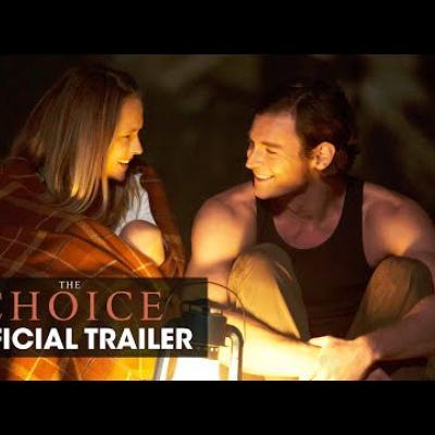 Άλλο ένα trailer για τη κινηματογραφική μεταφορά του «The Choice» του Nicholas Sparks