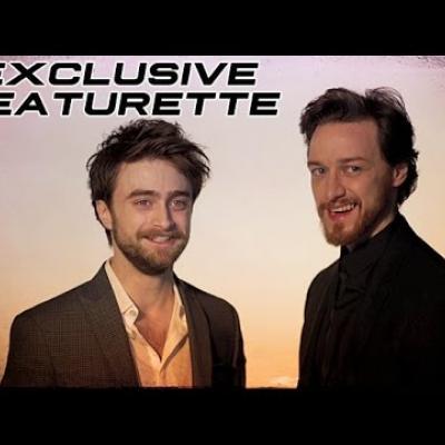 Ο James McAvoy και ο Daniel Radcliffe ζωντανεύουν το τέρας του Frankestein