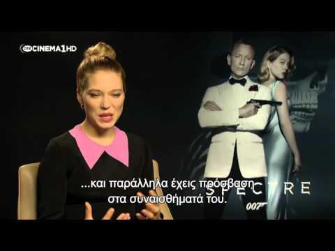 Monica Belluci και Lea Seydoux τα νέα εκθαμβωτικά Bond Girls!