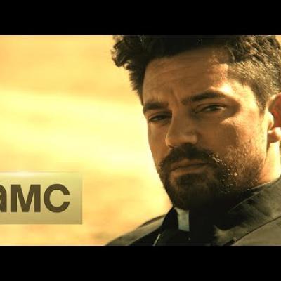 Πρώτο trailer για το πολυαναμενόμενο τηλεοπτικό «Preacher» με τον Dominic Cooper