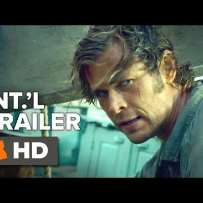 Ο Chris Hemsworth βρίσκεται στη μέση του ωκεανού στο νέο trailer του «In the Heart of the Sea»