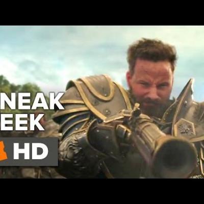 Σύντομη ματιά στο πρώτο trailer του «Warcraft»