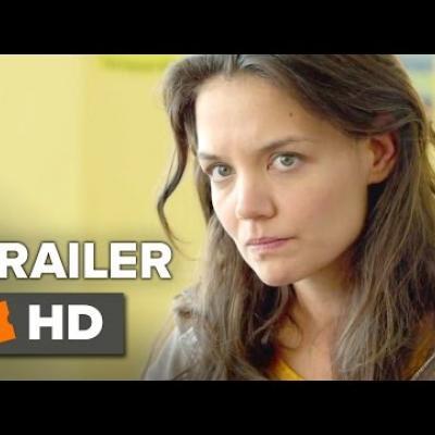 Η Katie Holmes στο πρώτο trailer του «Touched with Fire»
