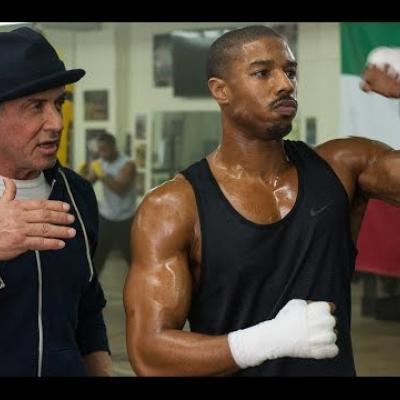 5 λεπτά από το «Creed» με τον Sylvester Stallone
