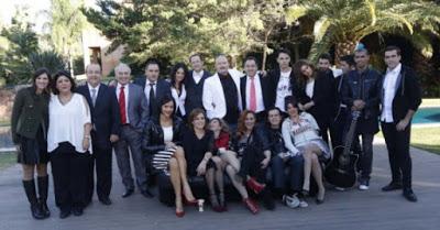 Αυτοί είναι οι νέοι ήρωες στους… Ελληνικούς «Συμμαθητές» - Φωτό από τα γυρίσματα