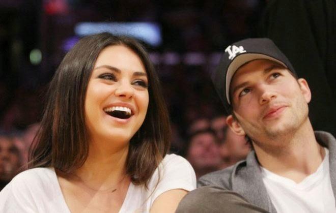 Aston Kuther για Mila Kunis: ΄΄Θέλω να κάνω συνέχεια σεξ μαζί της!΄΄