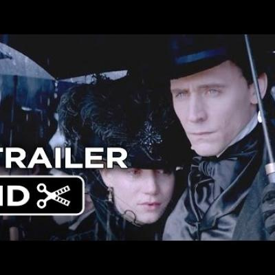 Επιτέλους! Πρώτο trailer για το «Crimson Peak» του Guillermo del Toro