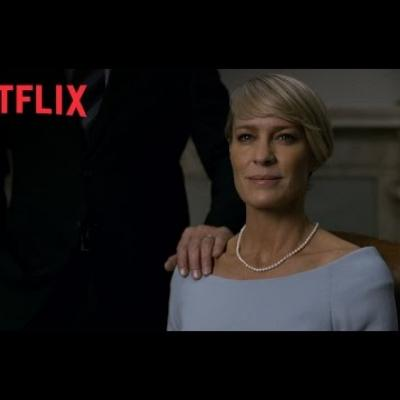 Οικογενειακά προβλήματα στο νέο teaser του «House of Cards» »
