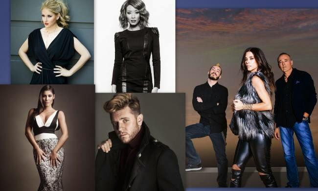 EUROVISION 2015: Ακούστε τα υποψήφια τραγούδια - Ποιο θέλετε να μας εκπροσωπήσει;