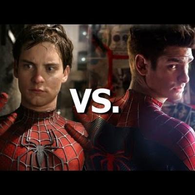 Tobey Maguire vs Andrew Garfield: Ποιός είναι ο καλύτερος Spider man;