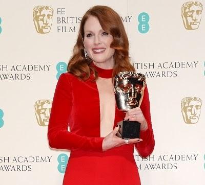 BAFTA 2015: To «Boyhood» και η Julianne Moore νικητές των Βρετανικών Oscars