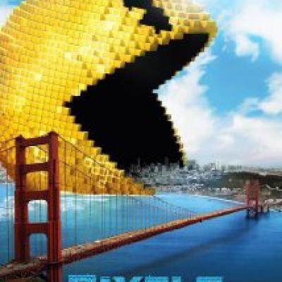 Πρώτο trailer για το Pixels με τον Adam Sandler!