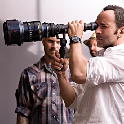 Έτοιμος για τη δεύτερη σκηνοθετική του δουλειά ο Tom Ford