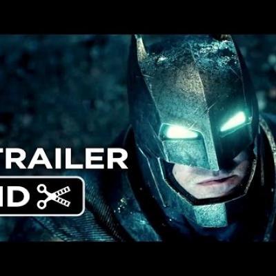 Επίσημο πρώτο trailer για το «Batman vs. Superman: Dawn of Justice»