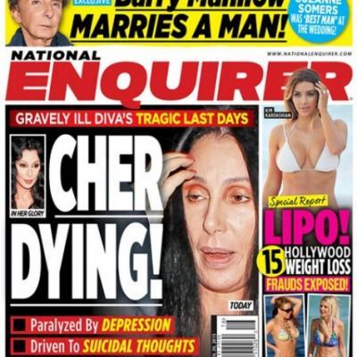 Η Cher αργοπεθαίνει