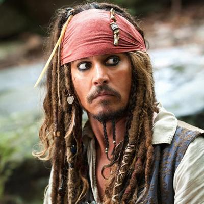 Πίσω στο σετ τον Πειρατών ο Captain Jack Sparrow