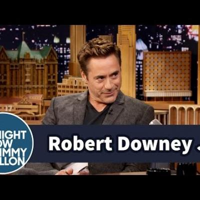 O Robert Downey Jr. είχε το πιο επικό παρτυ γενεθλίων για τα 50 του χρόνια!