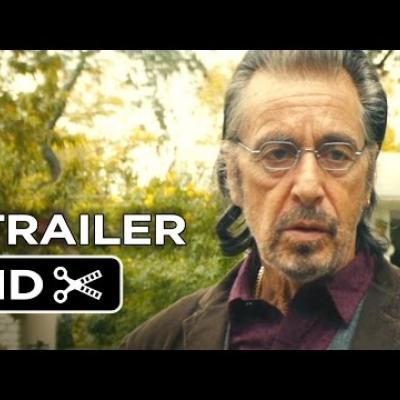 Manglehorn trailer!