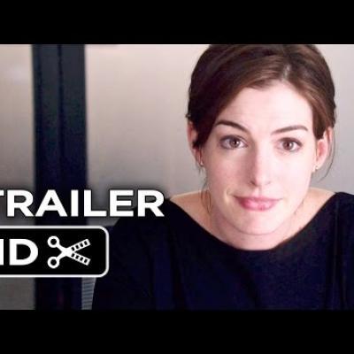 Πρώτο τρειλερ για το The Intern με την Anne Hathaway!
