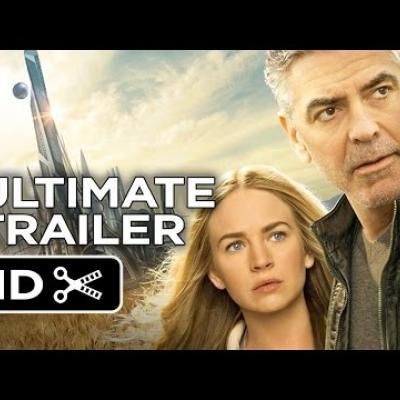 Νέο υπέρτατο trailer για το Tomorrowland!