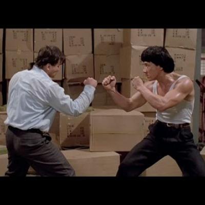 Μαθήματα σκηνοθεσίας από τον Jackie Chan