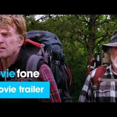 Ο Robert Redford και ο Nick Nolte στο πρώτο trailer του «A Walk in the Woods»