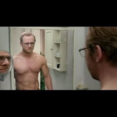 Ο Robin Williams είναι ο σκύλος του Simon Pegg στο πρώτο trailer του «Absolutely Anything»