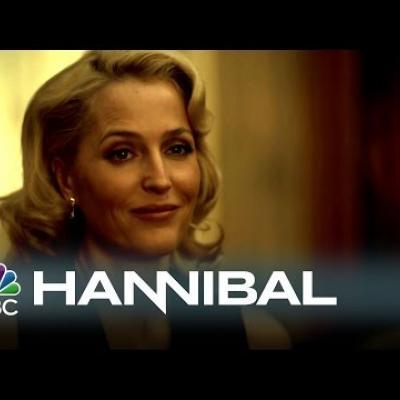Η Gillian Anderson παντρεύεται τον Hannibal στη τρίτη σεζόν της σειράς. Πρώτο trailer.