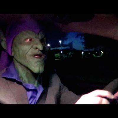 Ο Matthew McConaughey ως Green Goblin του διαφημιστικού παρωδίας της Lincoln