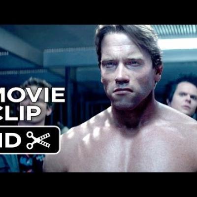 Schwarzenegger εναντίον Schwarzenegger στο νέο απόσπασμα του «Terminator: Genisys»