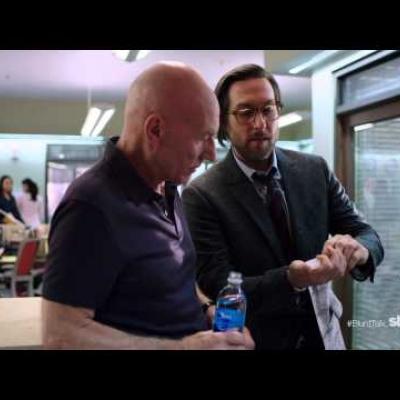 Το «Blunt Talk» με τον Patrick Stewart μας παρουσιάζει τους χαρακτήρες της σειράς