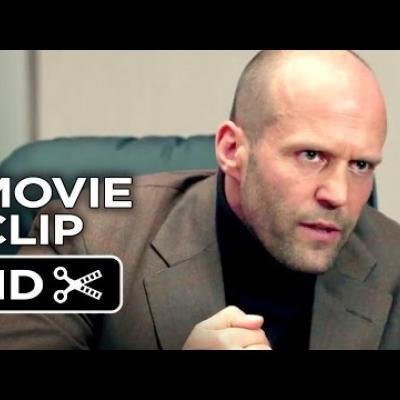 Ο Jason Statham είναι εκνευρισμένος σε απόσπασμα του «Spy»
