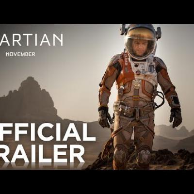 Και πάλι αστροναύτης ο Matt Damon στο πρώτο trailer του «Martian» του Ridley Scott