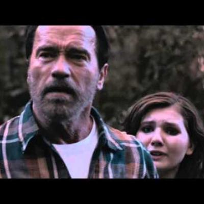 Ο Arnold Schwarzenegger προστατεύει τη κόρη του στο νέο clip του «Maggie»
